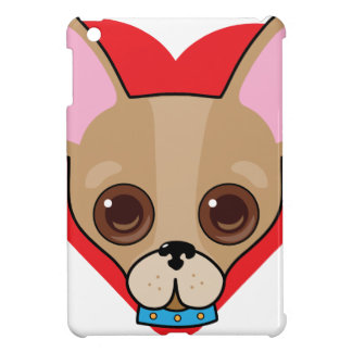 Chihuahua Face Cover For The iPad Mini
