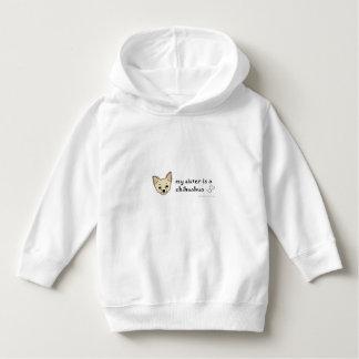 chihuahua -more dog breeds hoodie