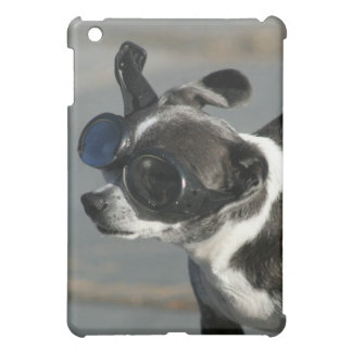 Chihuahua with goggles ipad speck case iPad mini covers