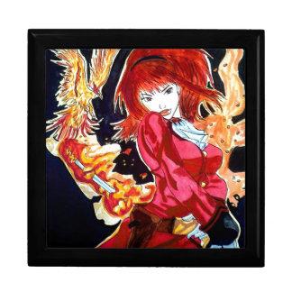 Child phoenix gift box
