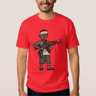 Child Soldier T Shirt