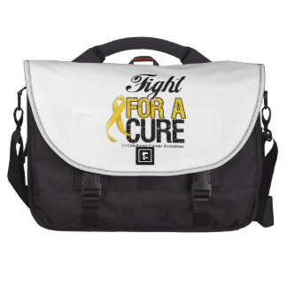 Childhood Cancer Fight For a Cure Laptop Computer Bag