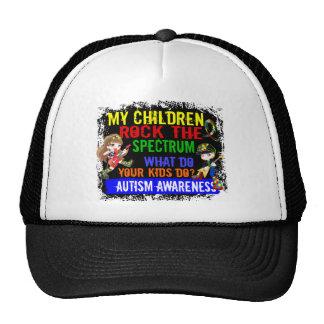 Children Rock The Spectrum Autism Cap