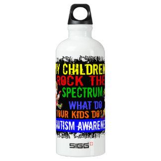 Children Rock The Spectrum Autism SIGG Traveler 0.6L Water Bottle