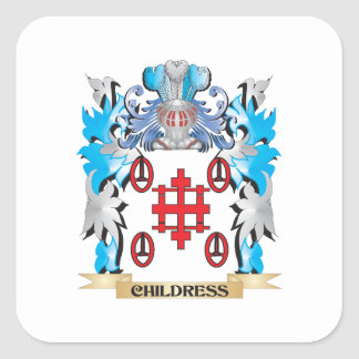 Childress Coat of Arms - Family Crest Sticker
