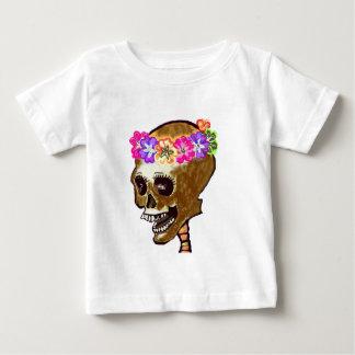 Child's Halloween Skeleton Baby T-Shirt