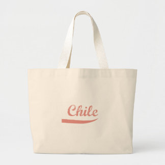 Chile Canvas Bags