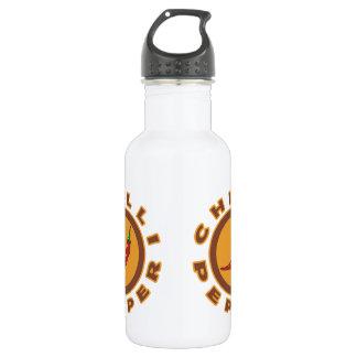 chili pepper 532 ml water bottle