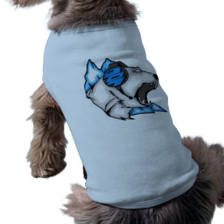 Chill dog vest shirt