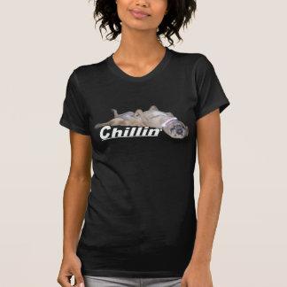 Chillin' Dog T-shirt