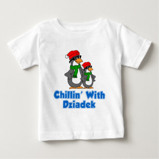 Chillin With Dziadek Baby T-Shirt