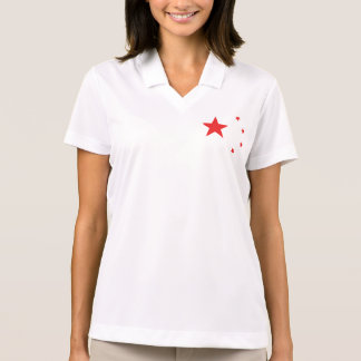 "China Flag ""Classic"" Polo Shirt"