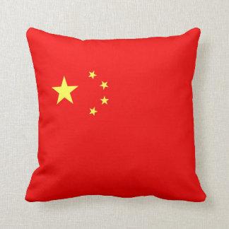 China Flag Cushion