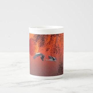 china lake tea cup