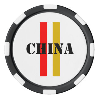 China Poker Chips