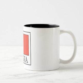 China Two-Tone Coffee Mug