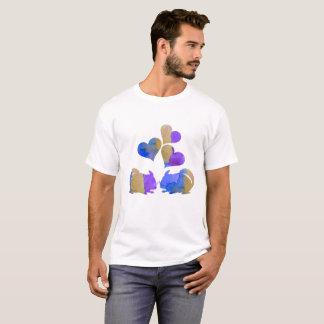 Chinchilla Art T-Shirt