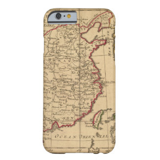 Chine, Japan Barely There iPhone 6 Case