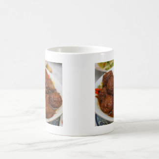 Chinese Cuisine Mug - Meat Ball