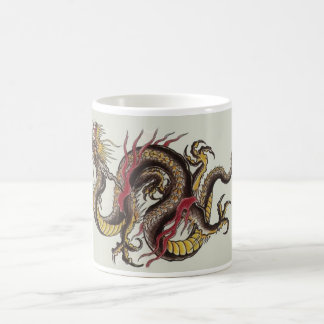chinese-dragon coffee mug