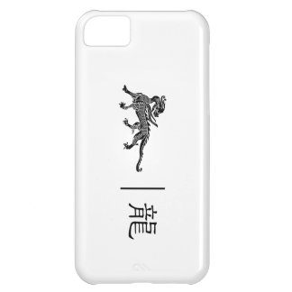 Chinese Dragon Long or Qi Lin iPhone 5C Case