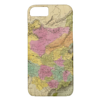 Chinese Empire And Japan iPhone 7 Case