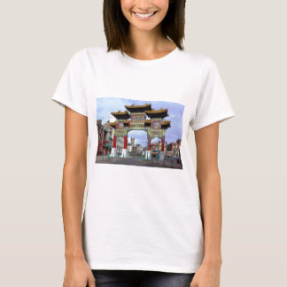 Chinese Imperial Arch, Liverpool UK T-Shirt