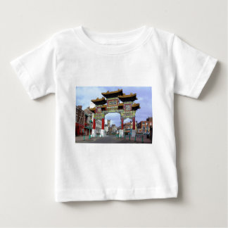 Chinese Imperial Arch, Liverpool UK Shirts