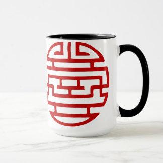 """chinese Longevity symbol"" Mug"