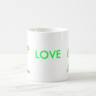 CHINESE LOVE SYMBOL COFFEE MUG