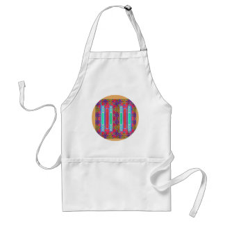 Chinese Lucky Designs - Doors n Patterns Standard Apron