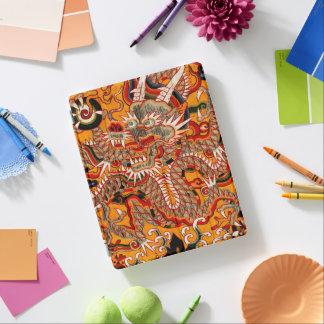 Chinese Ming Dragon art iPad Case iPad Cover