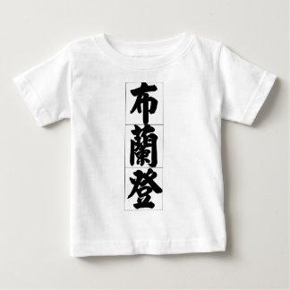 Chinese name for Brandon 20484_4.pdf Baby T-Shirt