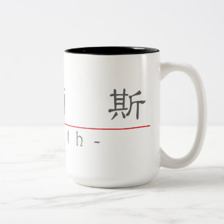 Chinese name for Lilith 20207_2.pdf Two-Tone Coffee Mug