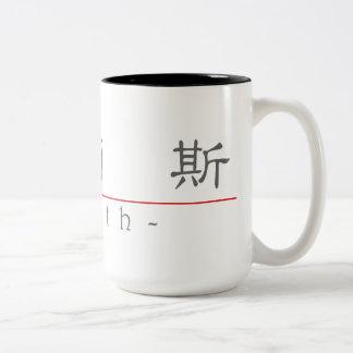 Chinese name for Lilith 20207_2.pdf Two-Tone Mug