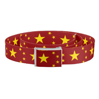 Chinese New Year Poster Belt