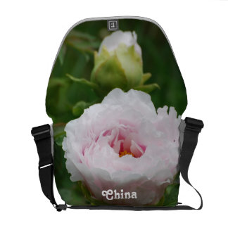 Chinese Peony Commuter Bags