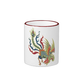 Chinese Rooster Mug