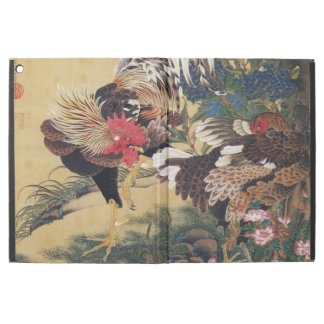 "Chinese Rooster New Year 2017 Japanese P Ipad PRO iPad Pro 12.9"" Case"
