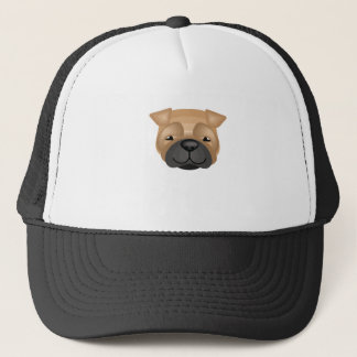 Chinese Shar-Pei Breed - My Dog Oasis Trucker Hat