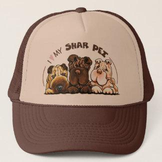 Chinese Shar Pei Lover Trucker Hat