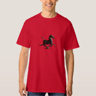 Chinese Year of The Horse Red T-shirt