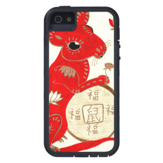 Chinese Year of The Rat iPhone 5/5s Case