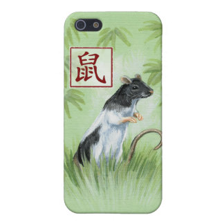Chinese Zodiac Year of the Rat iPhone4 Case iPhone 5 Cases