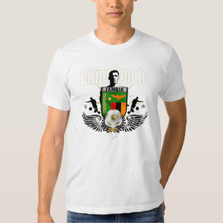 Chipolopolo Boys Zambia Africa Soccer Champions Tee Shirt