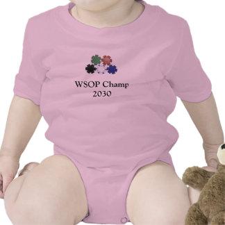chips, WSOP Champ 2030 Tee Shirts