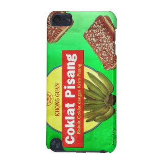 Chocolate Banana Cookie Munchies iPod Touch (5th Generation) Cases