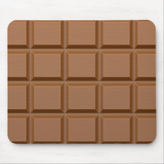 Chocolate Candy Bar Mouse Pad
