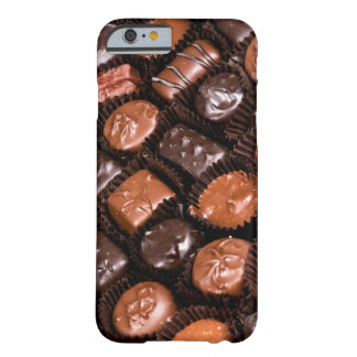 Chocolate Lovers Delight Box of Candy Barely There iPhone 6 Case
