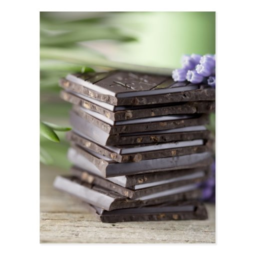 Chocolate Post Cards